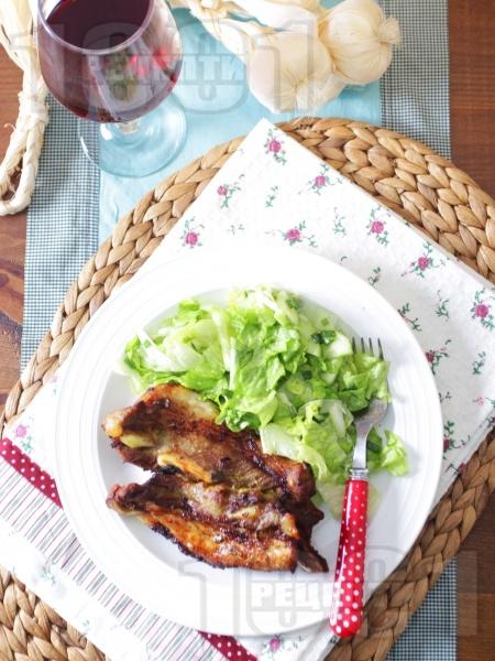 Мариновани свински ребърца в AirFryer - снимка на рецептата
